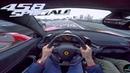 Ferrari 458 Speciale ** INSANE DRIVING [EPIC POV]