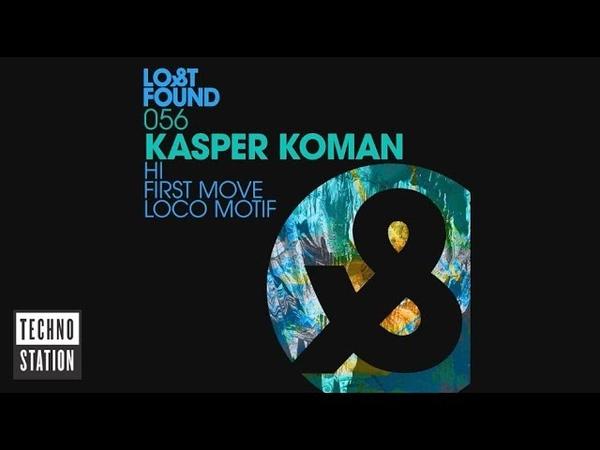 Kasper Koman - Hi