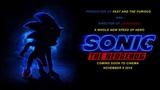 (Rumored) Sonic The Hedgehog Official Trailer Music - (Pump It - Black Eyed Peas)