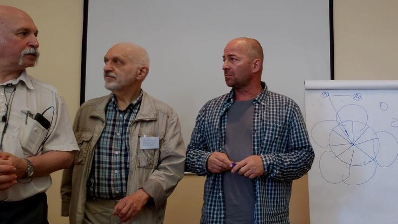 3 часть 2 сентября Петербургский Концептуальный Форум