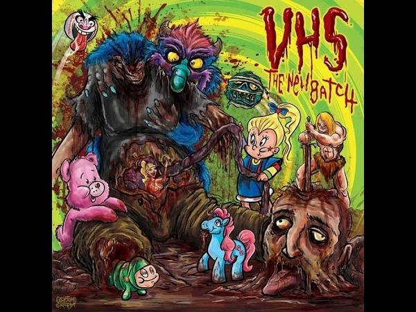 VHS Growing Pains new song from full length The New Batch 2017 on Rotten Roll Rex