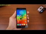 Lenovo Vibe P2 полный обзор самого автономного смартфона! Он просто шикарен! rev