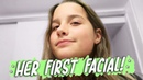 Her First Facial WK 402 3 Bratayley