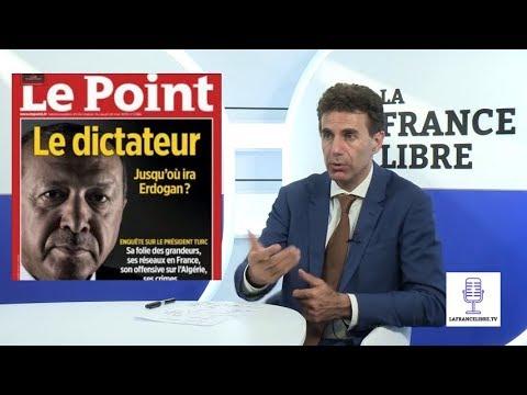 Loffensive européenne du président Erdogan