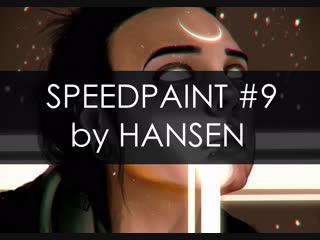Speedpaint John by Hansen