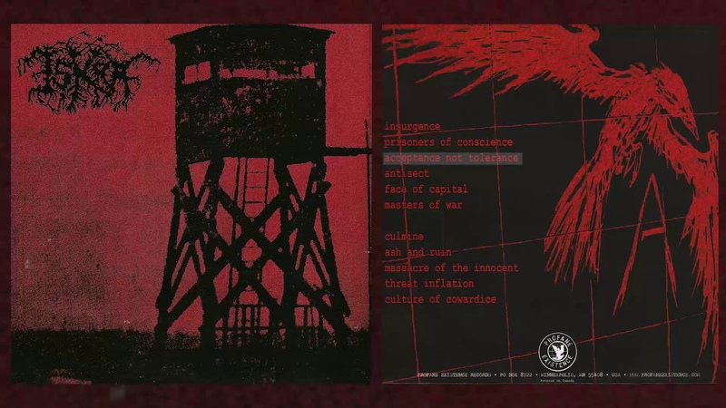 Iskra - s/t LP FULL ALBUM (2004 - Black Metal / Crust Punk / Thrash Metal)