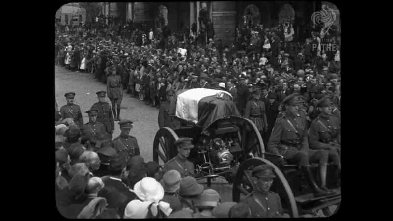 Похороны Майкла Коллинза (1922)