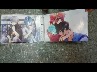 Постеры - аниме и все-все-все ^^ (100 р.)