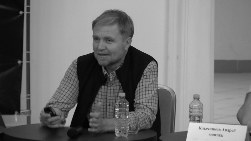 Выступление Александра Бурова на дне открытых дверей МШНК 2018