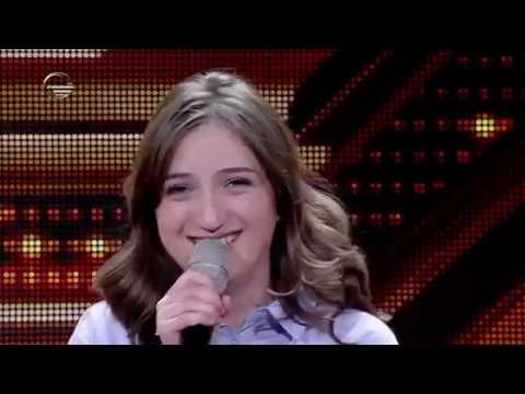 X ფაქტორი 2018 თამუნა ლილუაშვილი X Factor Tamuna Liluashvili