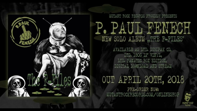 P Paul Fenech 666 Official