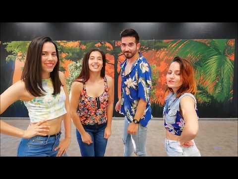 LA CINTURA - Álvaro Soler | Coreo Fitness (Zumba Fitness) | LACINTURACHALLENGE by Marveldancers