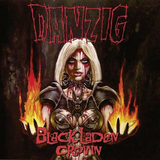 DANZIG альбом Black Laden Crown