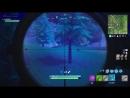 WTF moments Fortnite sniper shot, 196m