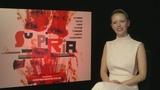 Dakota Johnson massaged Mia Goth's feet on Suspiria set