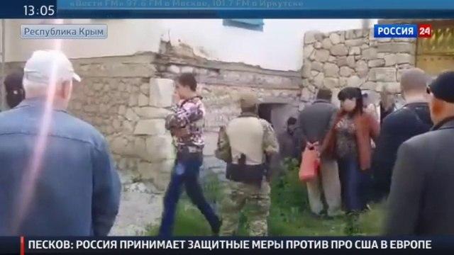 Новости на «Россия 24» • Поклонская: в Крыму задержаны террористы