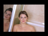 Голая Оля принимает душ под объективом камеры 18. I Love Italo Disco (Instrumental Version) ot Viyaly 72 - 2016