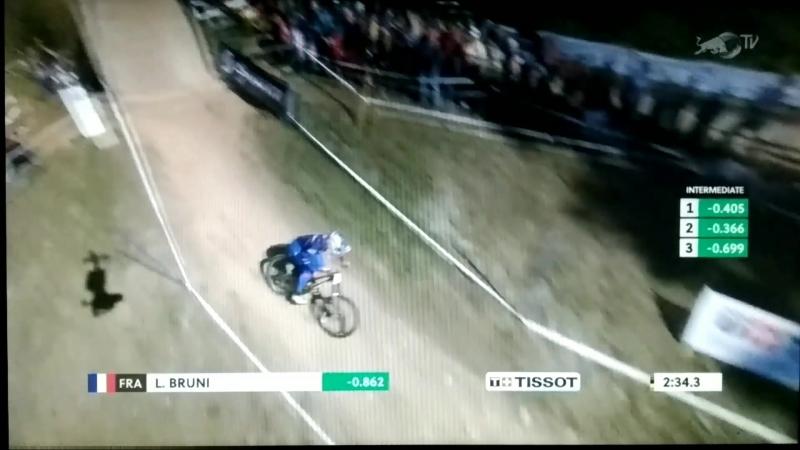 UCI World Championships 2018 - Loic Bruni winning run!