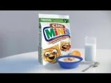 Готовый завтрак Cini Minis: Устоять невозможно!