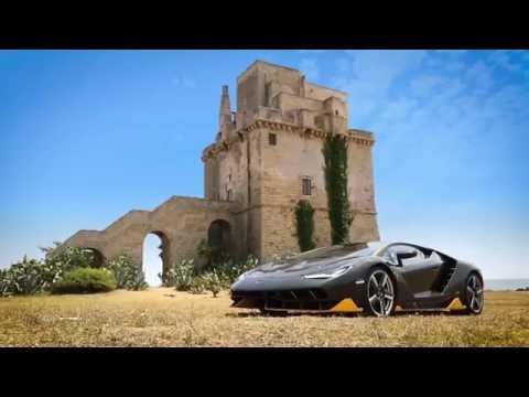 Lamborghini Centenario first dynamic video released at Nardo Full HD,1080p