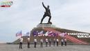 Славяносербск отметил 75 ю годовщину освобождения от немецко фашистских захватчиков