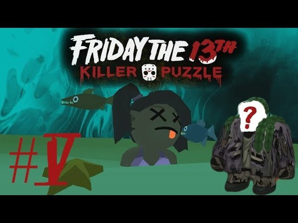 Лицо утопленика - Friday the 13th: Killer Puzzle 5