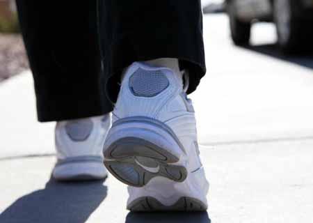 Ходьба вместо бега может помочь сохранить суставы