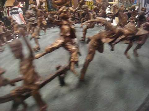 Michael Jackson Auction: Children of the World, in bronze