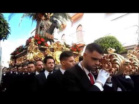 Domingo de Ramos 2018 Pollinica ALHAURIN de la TORRE las mejores marchas AM Remedios 25 03