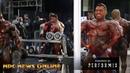 2018 Olympia Men's 212 Bodybuilding Backstage Part 2