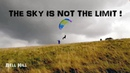 Paragliding: The Sky is not the limit !