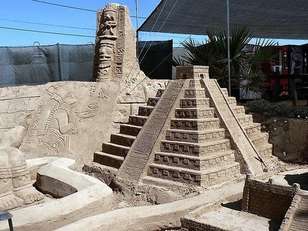 Чичен-Ица. Город пирамид Майя