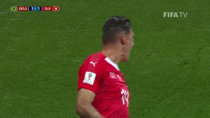 Brazil v Switzerland - 2018 FIFA World Cup Russia™ - Match 9