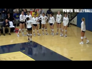 JUMPING VOLLEYBALL NET ! Funny Volleyball Videos (HD)