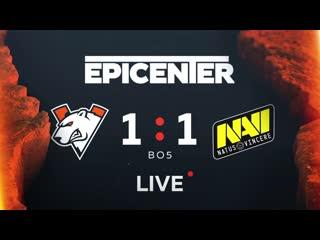 Virtus.pro 1:1 Navi Epicenter Qualifier Grand Finals