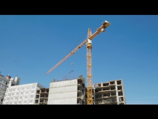 Видеоотчет о ходе строительства от 24 мая 2018 в ЖК Москва Град
