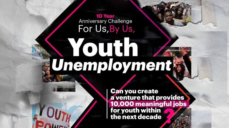 Youth Unemployment: The 10th Year Anniversary Challenge