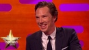 Benedict Cumberbatch Finds Out About His Cumbermusk on Reddit The Graham Norton Show