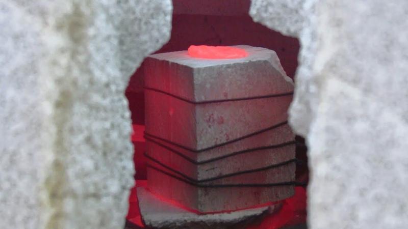 Древние технологии Литьё металлов