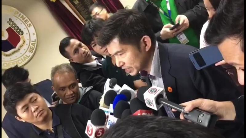 Glenn Chong interview - May 8 , 2016 pa lang ay nagkaroon na ng 459 transmissions ang COMELEC SMARTMATIC
