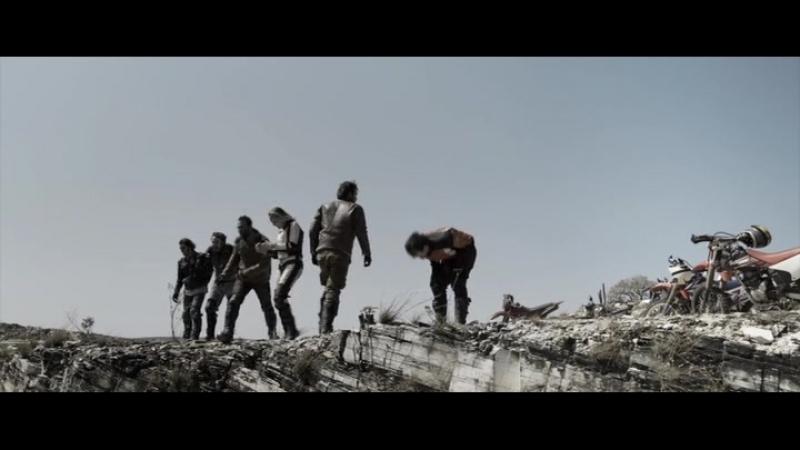 Мотоцикл (триллер) 2018