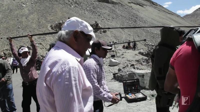 Making Of The Film - The Journey Of Jab Tak Hai Jaan _ Part 12 _ Shah Rukh Khan _ Katrina Kaif