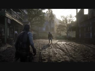 Red Dead Redemption 2 - Самая Кровавая Дуэль