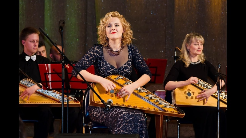 Концерт Государственного оркестра «Гусляры России» в Администрации Президента РФ