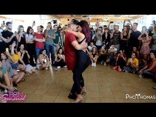 Luis y Andrea [You Are The Reason] @ BCN Sensual Bachatea 2018