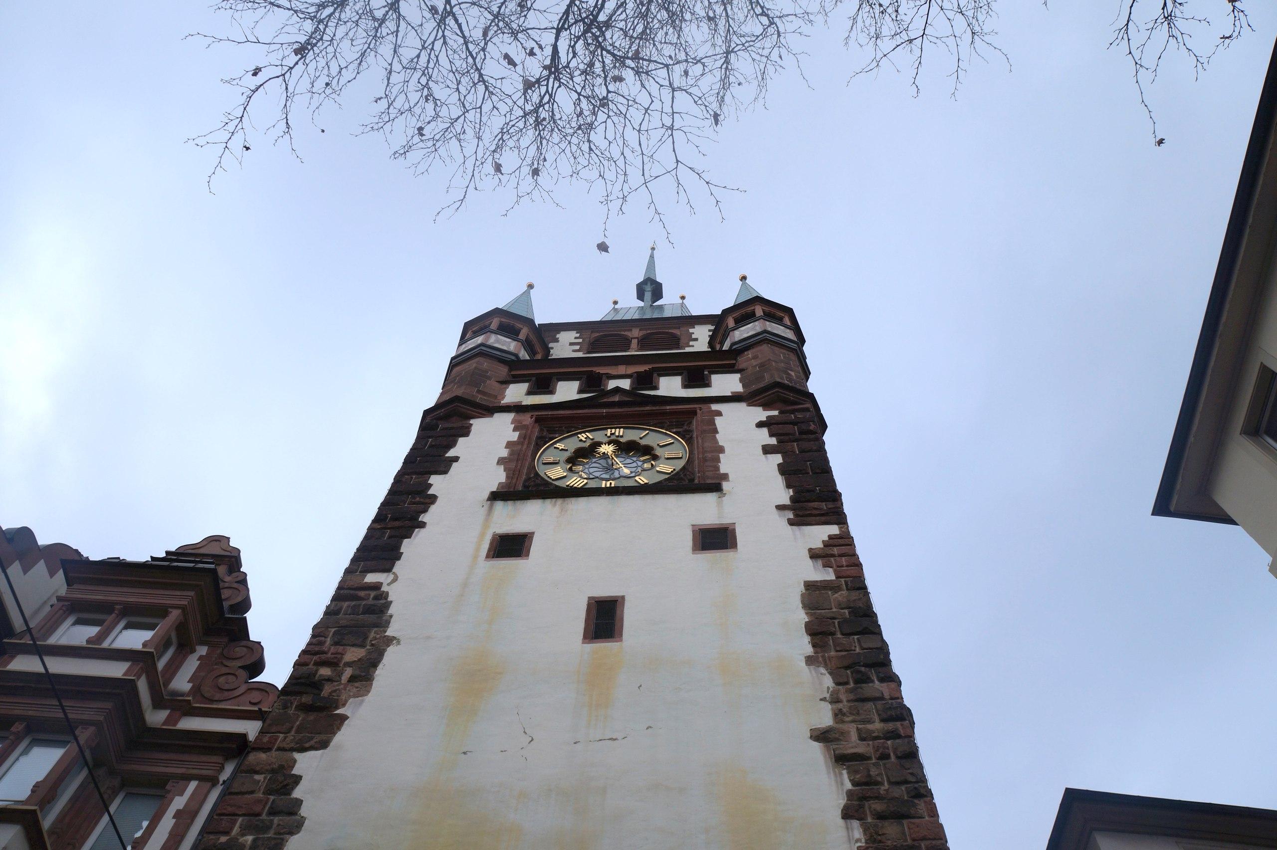 Фрайбург - город на краю Черного леса города, можно, Фрайбург, город, очень, через, примыкает, Швабскими, сейчас, отсюда, ворота, городу, достаточно, Европе, Старого, центре, собор, минут, совсем, границы