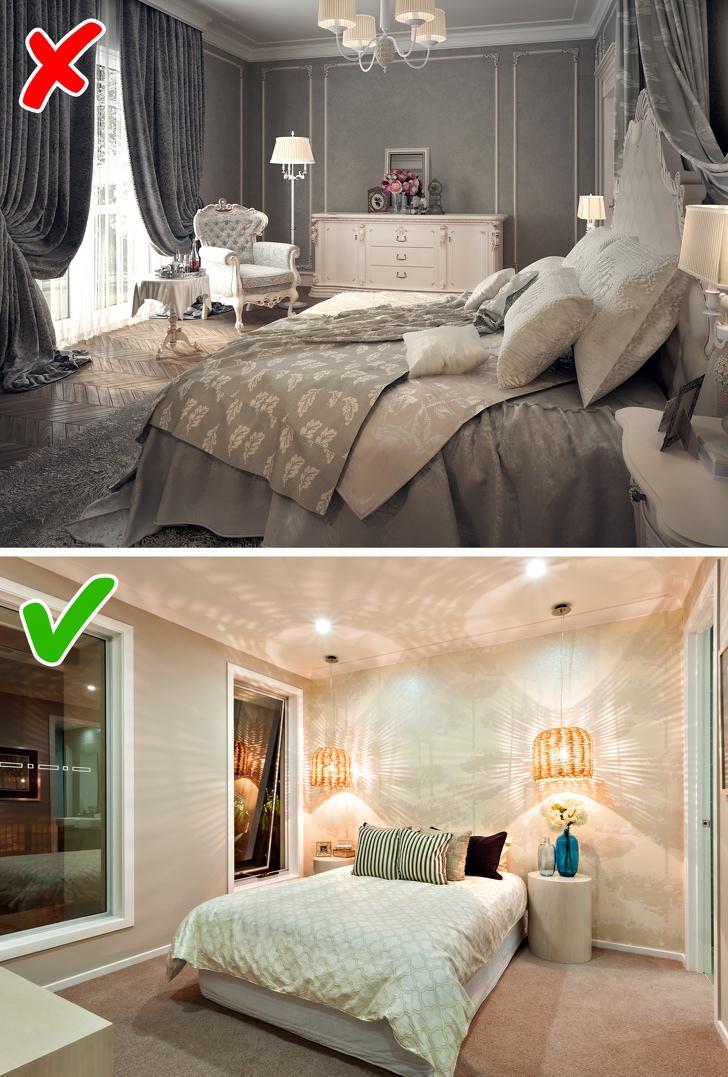 Интерьер маленькой квартиры, как визуально расширить комнату