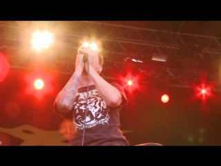 Sick of it All - Step Down - Official Livevideo Vainstream 2015