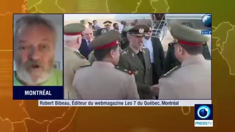 Robert Bibeau Encore un false flag de l'OTAN en préparation en Syrie 2min02s