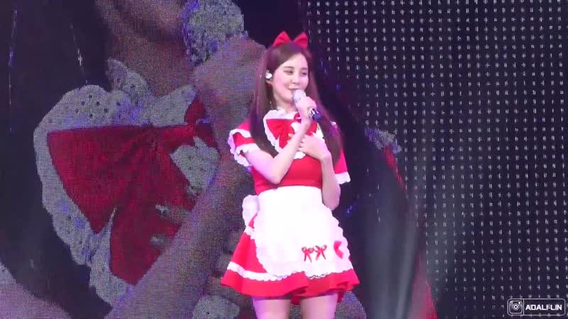 Seohyun - Kissing You (181124 FM in Taiwan)